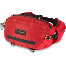 Dakine Hot Laps 5l Hüfttasche deep red